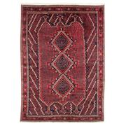 Sale 8840C - Lot 29 - A Persian Tribal Afshar Rug, Handspun Wool, 210 x 149cm