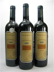 Sale 8278A - Lot 10 - 3x 2001 Tatachilla Winery Foundation SHiraz, McLaren Vale