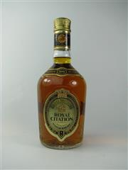Sale 8329 - Lot 535 - 1x Chivas Brothers Royal Citation Premium Reserve Blended Scotch Whisky