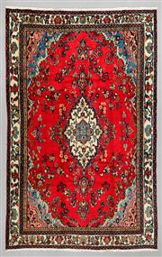 Sale 8539C - Lot 19 - Persian Husinabad 272cm x 172cm