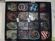 Sale 8548 - Lot 2282 - Tray of Assorted Jewellery