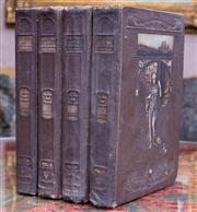 Sale 8568A - Lot 106 - Editor James Colwell, 'The Story of Australia', 4 volumes only, Sydney 1925
