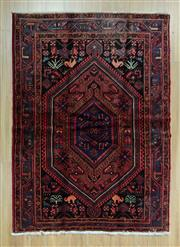 Sale 8585C - Lot 35 - Persian Hamadan 205cm x 150cm