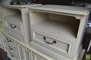 Sale 8338 - Lot 1365 - Pair of Bedside Cabinets