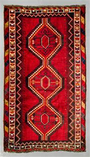 Sale 8539C - Lot 20 - Vintage Persian Shiraz 263cm x 145cm