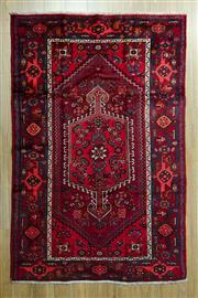 Sale 8585C - Lot 36 - Persian Hamadan 210cm x 140cm