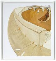 Sale 8863H - Lot 97 - BRETT WHITELEY (1939 - 1992) - The 15 great dog pisses of Paris, 1989 119 x 109cm (framed size)