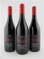Sale 8439W - Lot 764 - 3x 2016 Head Wines Cellar Reserve Shiraz, Barossa Valley