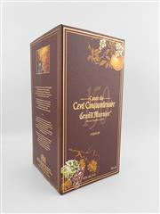 Sale 8454 - Lot 606 - 1x Grand Marnier Cuvee du Cent Cinquantenaire 1827-1977 Liqueur, France - in box