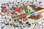 Sale 8551 - Lot 33 - Badges And Other Ephemera Incl Stickers And Photos