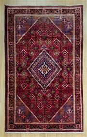 Sale 8585C - Lot 37 - Persian Abada 215cm x 135cm