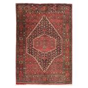 Sale 8840C - Lot 32 - A Persian Semi-Antique Bidjar Rug, c1950, Handspun Wool, 200 x 136cm
