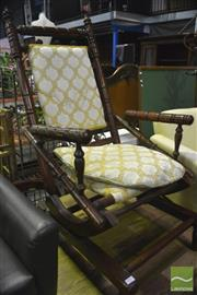Sale 8368 - Lot 1093 - Dexter Rocking Chair