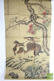 Sale 8496 - Lot 60 - Chinese Painting in Folder