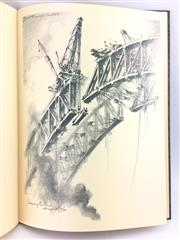 Sale 8497 - Lot 2373 - 1 Signed Volume: Robert Emerson Curtis Building the Bridge Collins, Sydney & London 1982