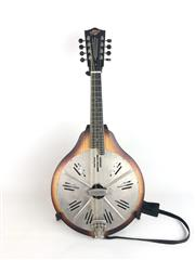 Sale 8715 - Lot 15 - National Resonator Mandolin