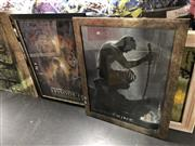 Sale 8797 - Lot 2127 - 2 Movie Posters incl Star Wars and Wolverine -