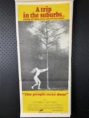 Sale 9003P - Lot 80 - Vintage Movie Poster - A Trip in The Suburbs