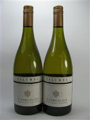 Sale 8278A - Lot 11 - 2x 2004 Yalumba The Virgilius Viognier, Eden Valley