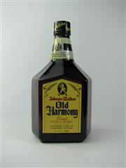 Sale 8329 - Lot 543 - 1x Johnnie Walker Old Harmony Blended Scotch Whisky