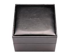 Sale 9132 - Lot 507 - A BVLGARI WRISTWATCH BOX; with booklets, size 85 x 135 x 135mm.
