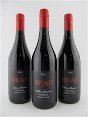 Sale 8439W - Lot 786 - 3x 2016 Head Wines Cellar Reserve Shiraz, Barossa Valley