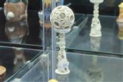Sale 8330T - Lot 117 - Chinese Carved Puzzle Ball