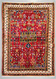 Sale 8539C - Lot 25 - Persian Tabriz 162cm x 116cm