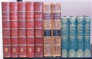 Sale 8568A - Lot 112 - Editor Perriton, Memoires de Marechal Marmont Duc de Raguse, 5 volumes, Paris, 1857, together with Harry Lorrequer, Charles OMal...