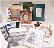 Sale 8822B - Lot 764 - A Quantity of books and pamphlets pertaining to Museums, Stockhouses, Australian Design etc