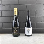 Sale 8970W - Lot 67 - 2x Tomich Hill Wines, Adelaide Hills - 2018 Icons of Woodside H888 Shiraz & M Single Vineyard Sparkling