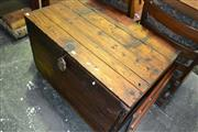 Sale 8093 - Lot 1530 - Large Timber Trunk