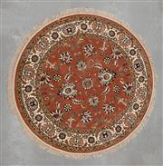 Sale 8480C - Lot 45 - Persian Round Machine Made Carpet 200cm x 200cm