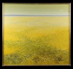 Sale 7923 - Lot 546 - Basil Hadley - Golden Morning 1972 84 x 76cm