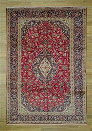 Sale 8585C - Lot 42 - Persian Kashan 295cm x 195cm