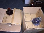 Sale 8659 - Lot 2458 - 2 Boxes of Light Shades