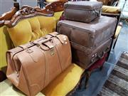 Sale 8740 - Lot 1338 - Collection of Vintage Cases