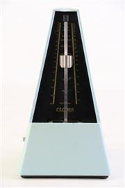 Sale 8855 - Lot 22 - Vintage Clover Wind Up Mechanical Metronome