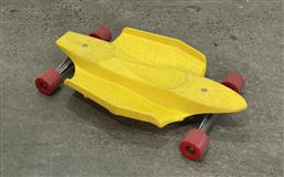 Sale 9151 - Lot 1082 - Thomas Techni-ski Skateboard, c1970s -