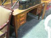 Sale 7974A - Lot 1078 - Early C20th Government Issue Oak Desk