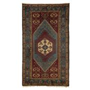 Sale 8840C - Lot 40 - A Turkish Vintage Tashpinar Rug, Handspun Wool, 165 x 94cm