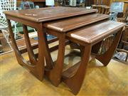Sale 8859 - Lot 1058 - Nest of G-Plan Coffee Tables