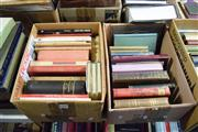 Sale 8405 - Lot 2341 - 2 Boxes of Various Books incl. Ballou, M.M. Travels Under the Southern Cross, 2nd ed. pub. Houghton, Mifflin, 1887; Young, C.D. E...