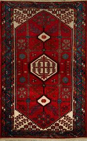 Sale 8439C - Lot 32 - Persian Shiraz 216cm x 160cm