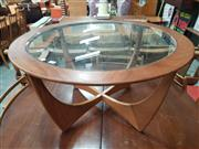 Sale 8872 - Lot 1095 - Round G-Plan Atmos Coffee Table
