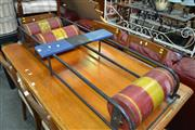 Sale 8115 - Lot 1286 - Old Bicycle Exercise Machine