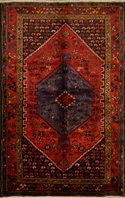 Sale 8439C - Lot 33 - Persian Hamadan 205cm x 135cm