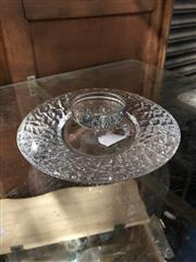 Sale 8797 - Lot 2290 - Orrefors Glass Candle Holder