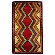 Sale 8890C - Lot 86 - Persian Nomadic Contemporary Lori Rug, 147x85cm, Handspun Wool