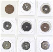 Sale 8997A - Lot 674 - Collection of Chinese Coins